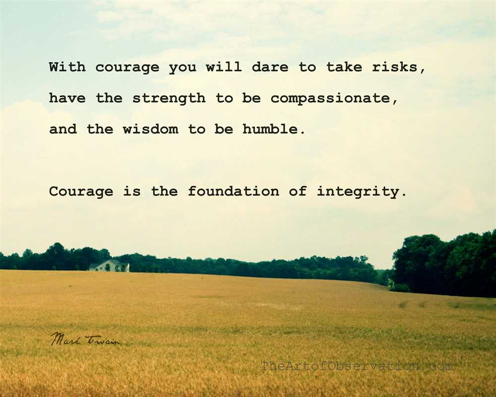 courage Twain