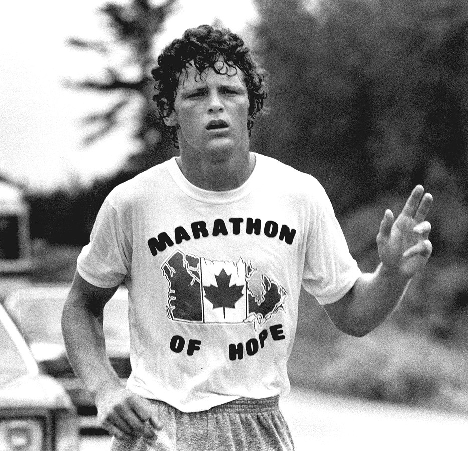3 LESSONS IN COURAGE: TERRY FOX