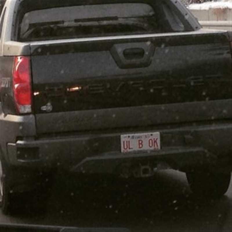 license plate kathy