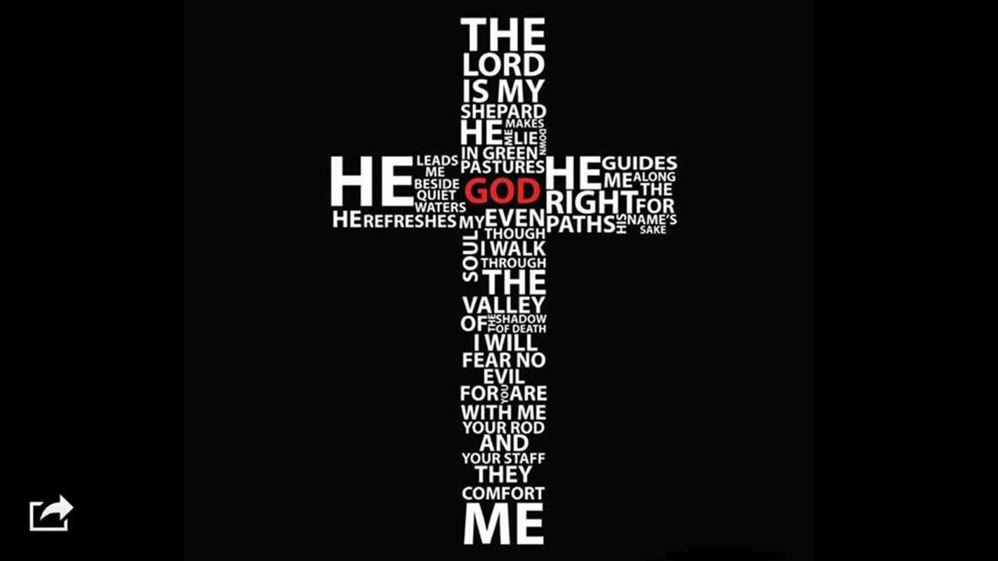 John Orfino Psalm 23
