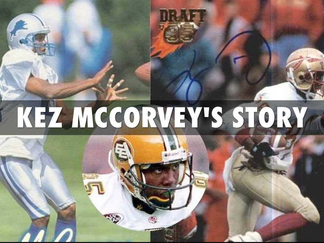 Kez McCorvey's Story: Under Control