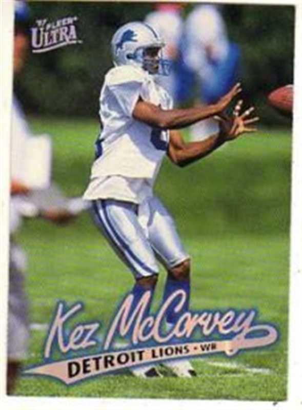 Kez McCorvey