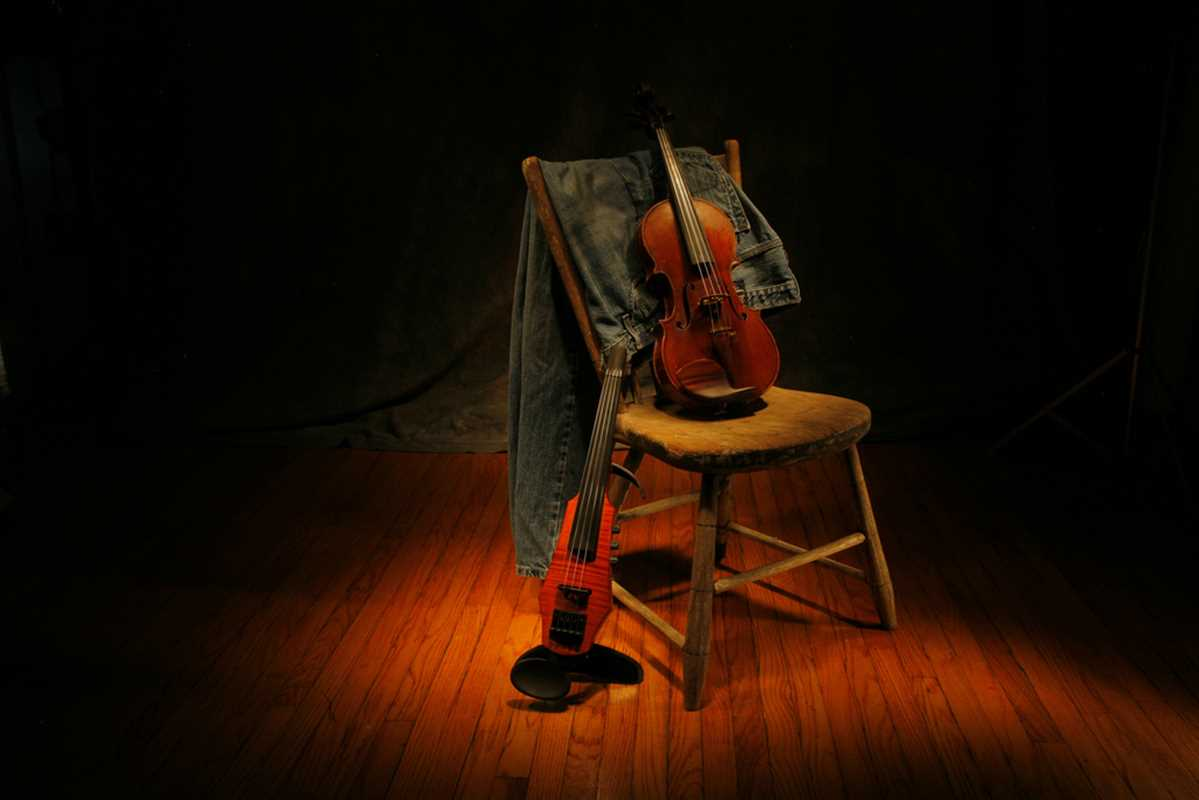 Trevor dick violin