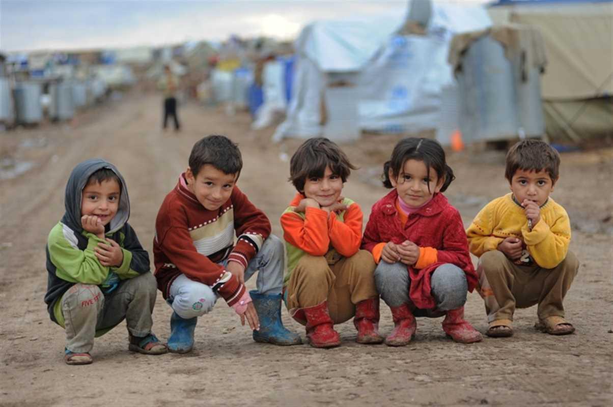 children Iraqi