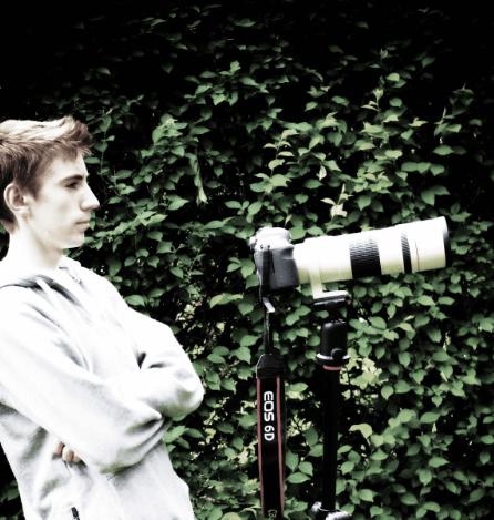 justin sinclair camera
