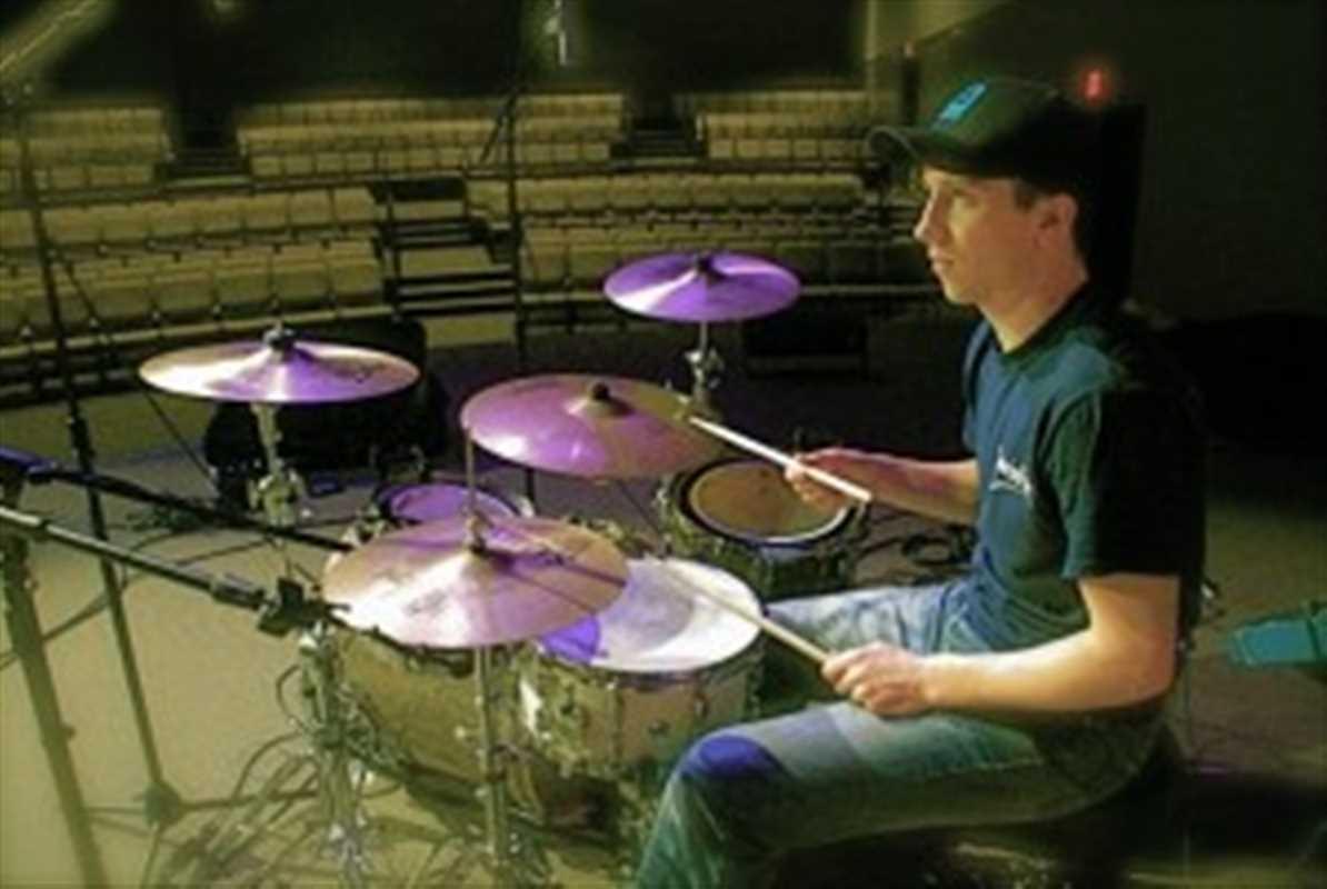 Trevor Caverly drums