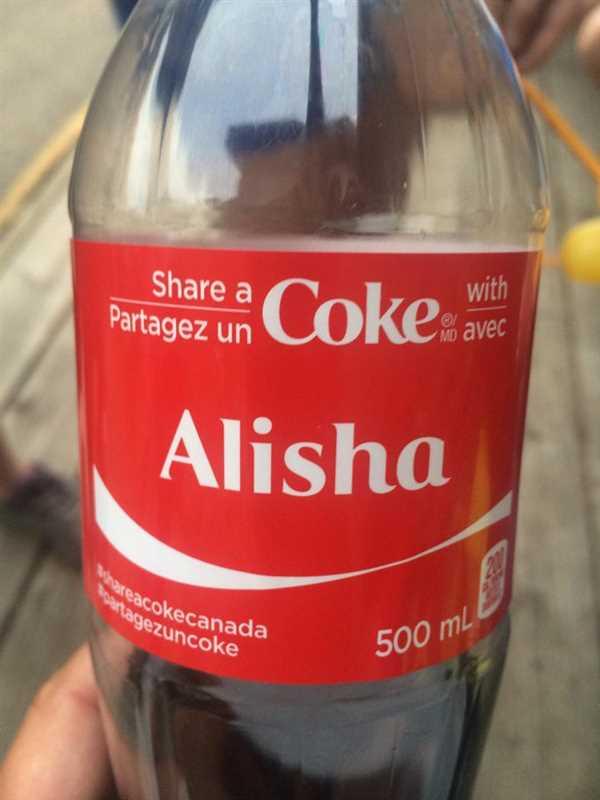 ALISHA COKE