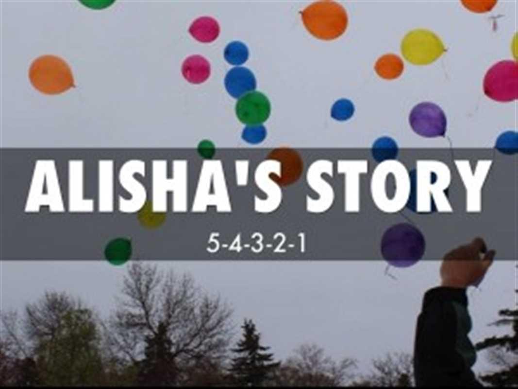 ALISHA STORY