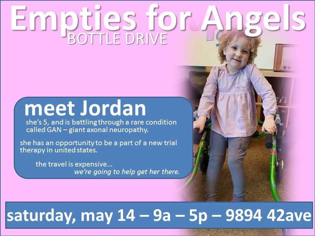 Jordan Gagnon bottles
