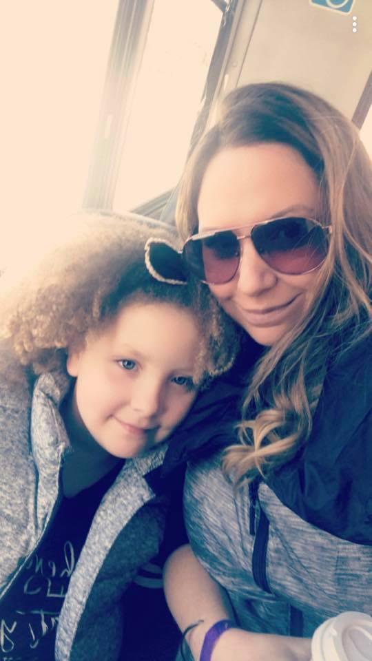 WHEN A CHILD SUFFERS: A MOM'S HEART