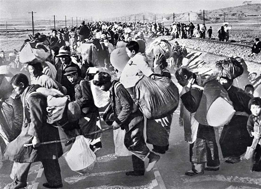 Ron Powell refugees