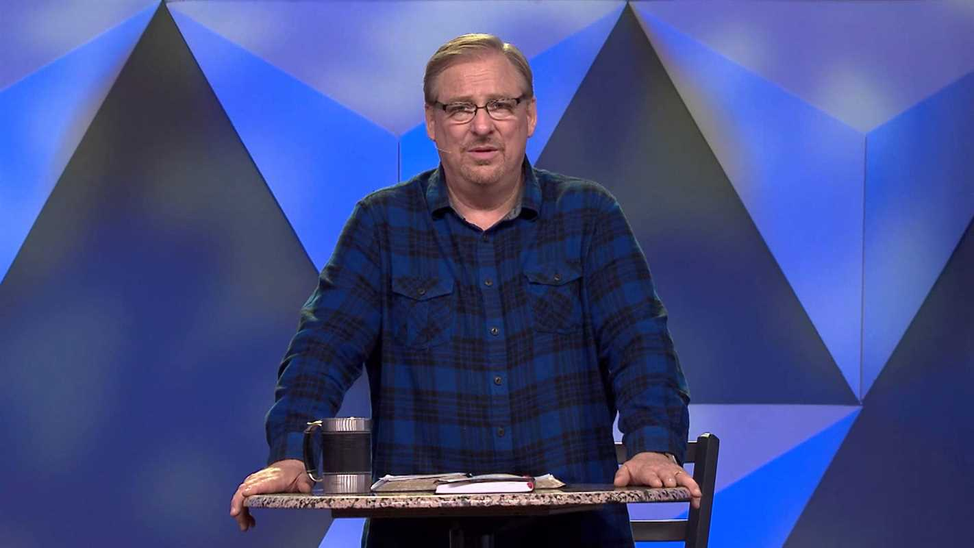 THE CONTROVERSIAL RICK WARREN AND JESUS