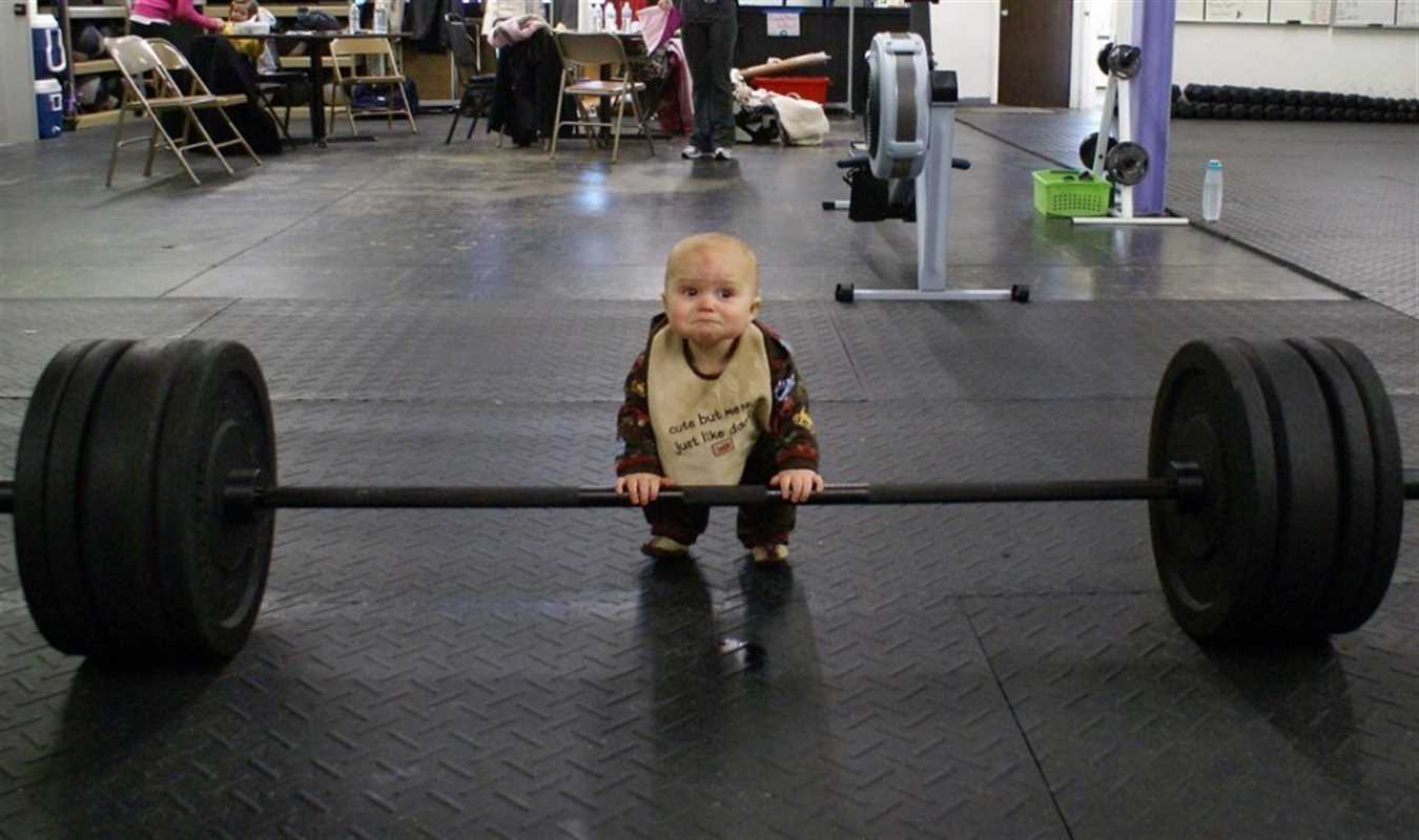 baby weights