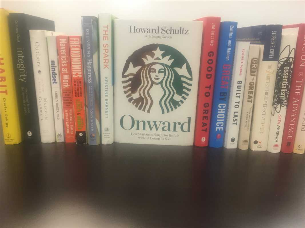 ONWARD: TOP 25 BOOKS FOR YOU