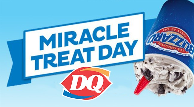 MIRACLE TREAT DAY