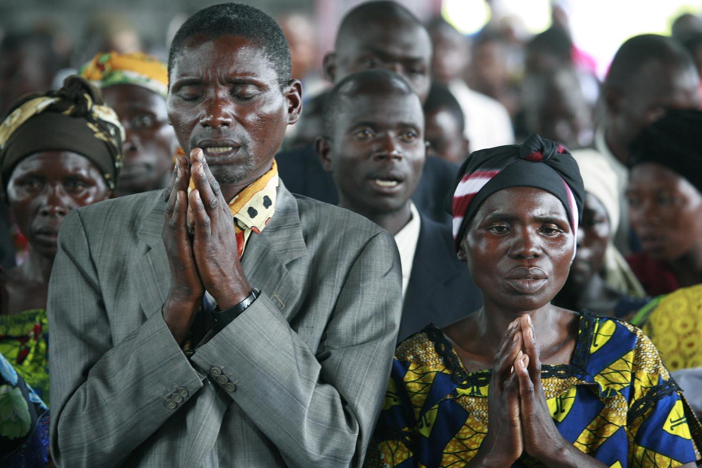 KILLING CHRISTIANS: A BAROMETER OF FAITH