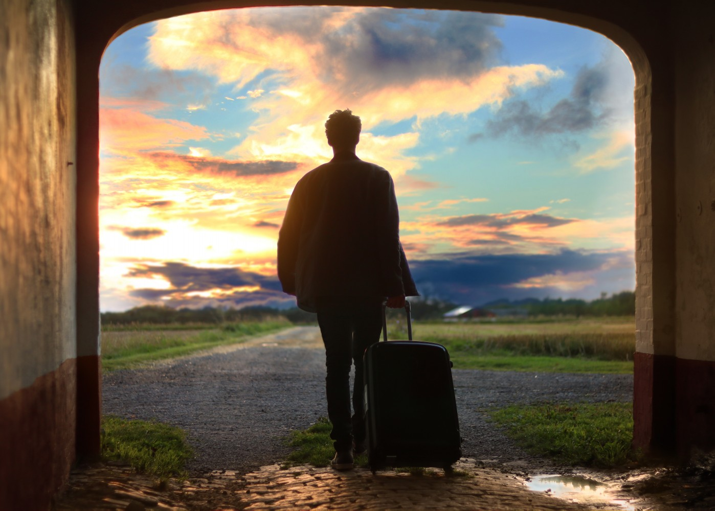 11 LESSONS FROM TRAVELING LIGHT