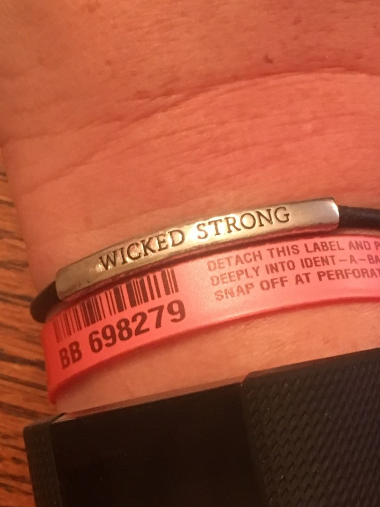 WICKED STRONG: JOCELYN'S CANCER JOURNEY