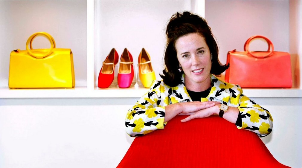 KATE SPADE'S DEATH STUNS THE WORLD