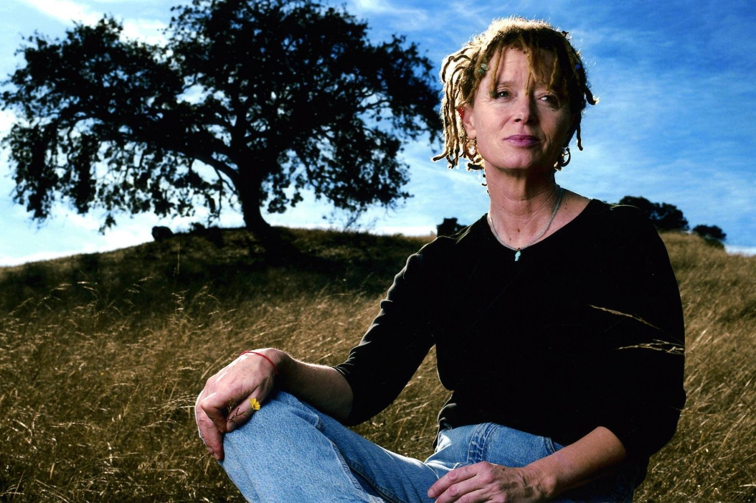 HOPE DOESN'T GIVE UP: ANNE LAMOTT