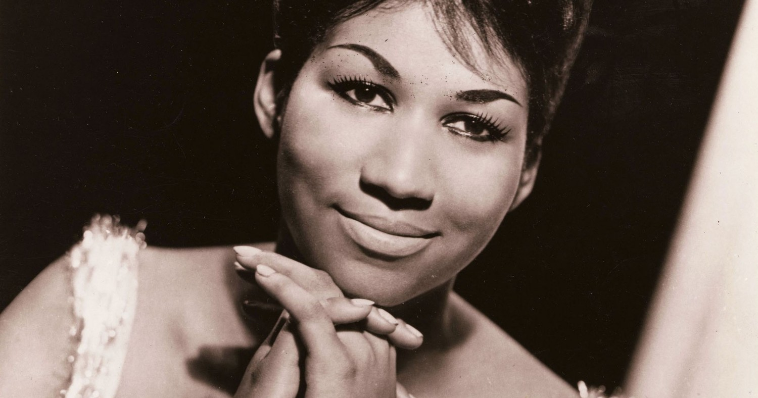 SURELY GOD IS ABLE: ARETHA FRANKLIN