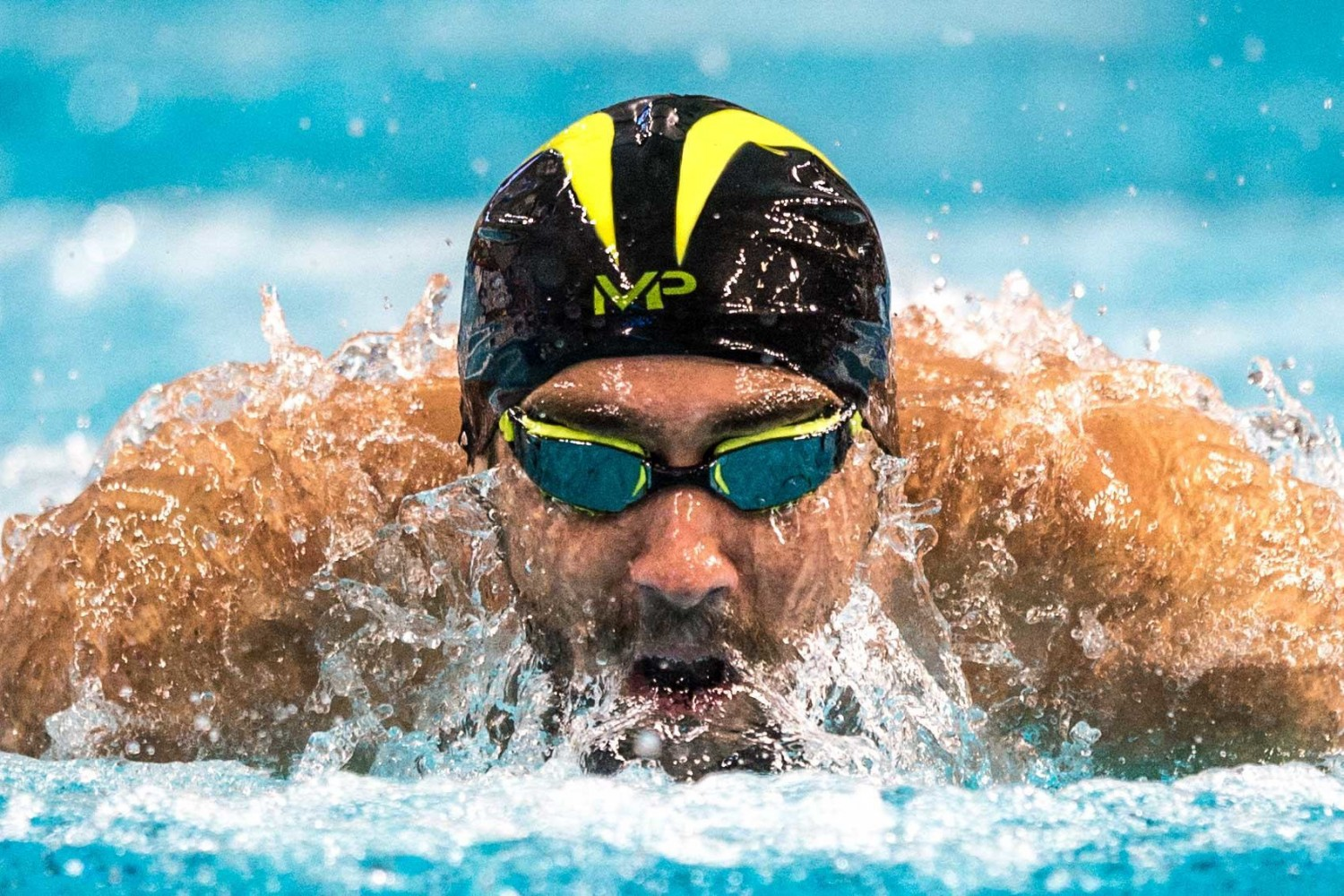 HOW THE PURPOSE DRIVEN LIFE SAVED MINE: MICHAEL PHELPS