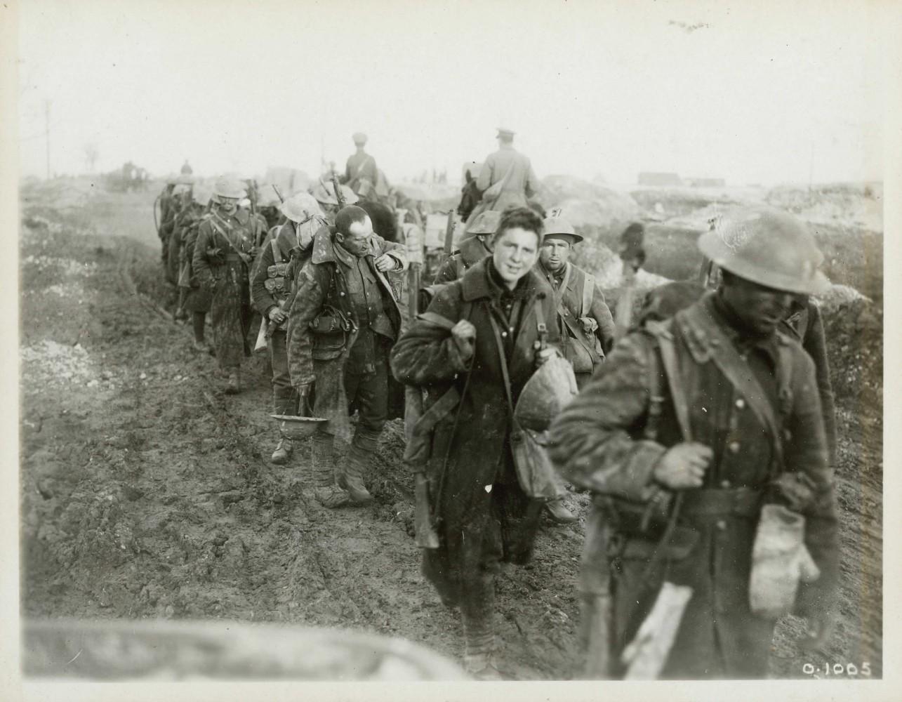 REMEMBRANCE: IMAGINE 1918