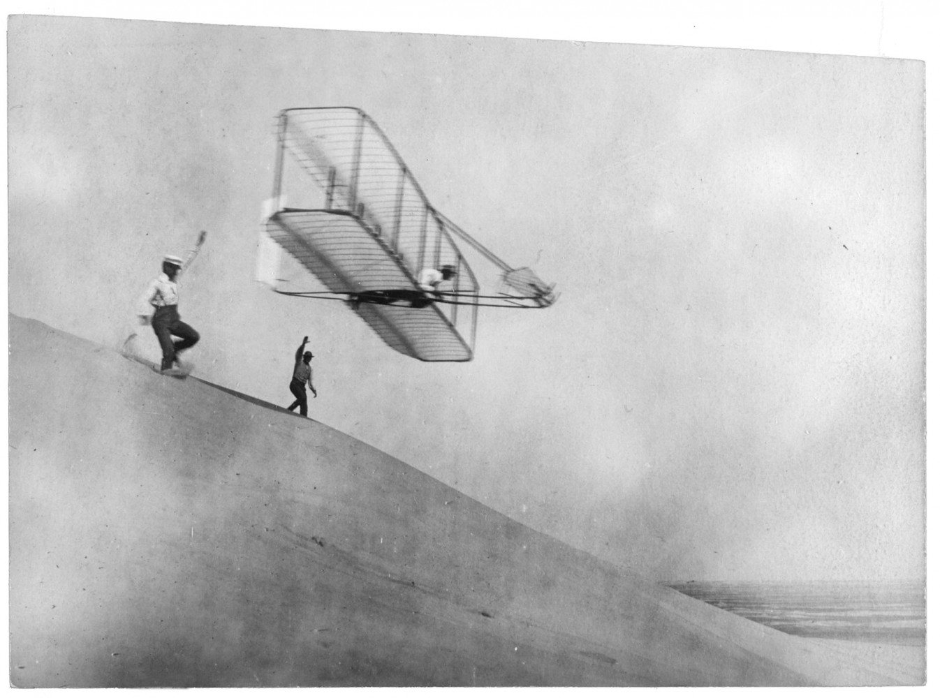 WHY THE WRIGHT BROTHERS GOT IT RIGHT