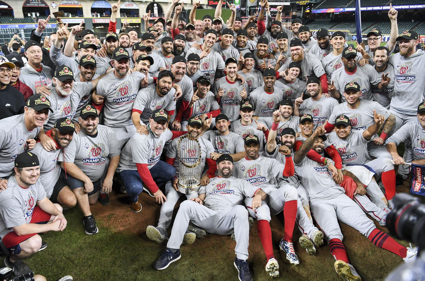 LEADERSHIP LESSONS FROM THE 2019 WORLD SERIES CHAMPIONS