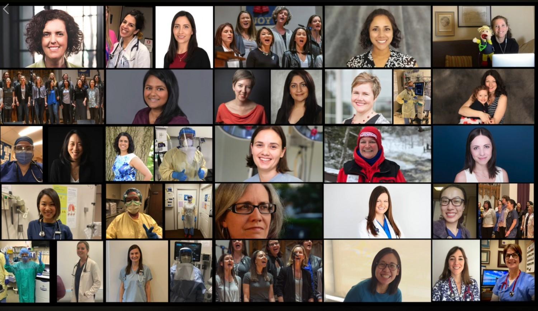 WE RISE AGAIN: THE WOMEN PHYSICIANS CHOIR
