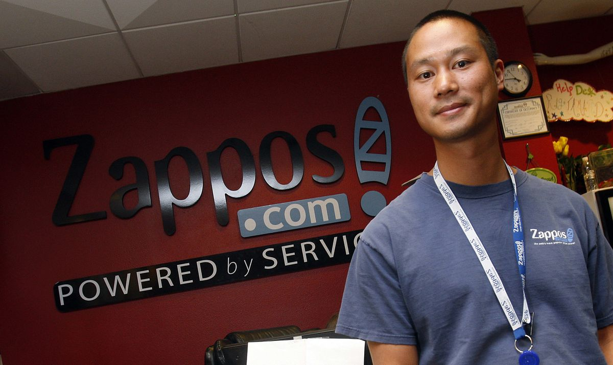 DELIVERING HAPPINESS: TONY HSIEH
