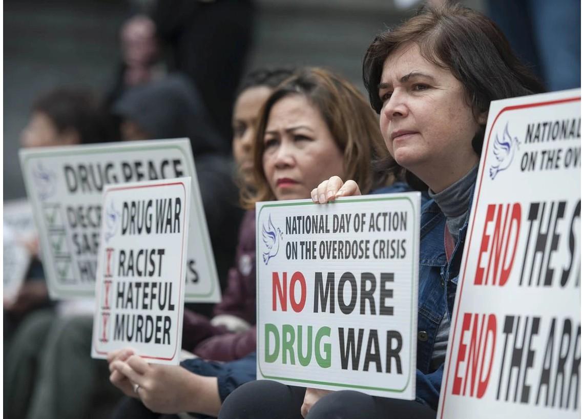 CRIMINALIZATION OF DRUG POSSESSION NEVER MADE SENSE