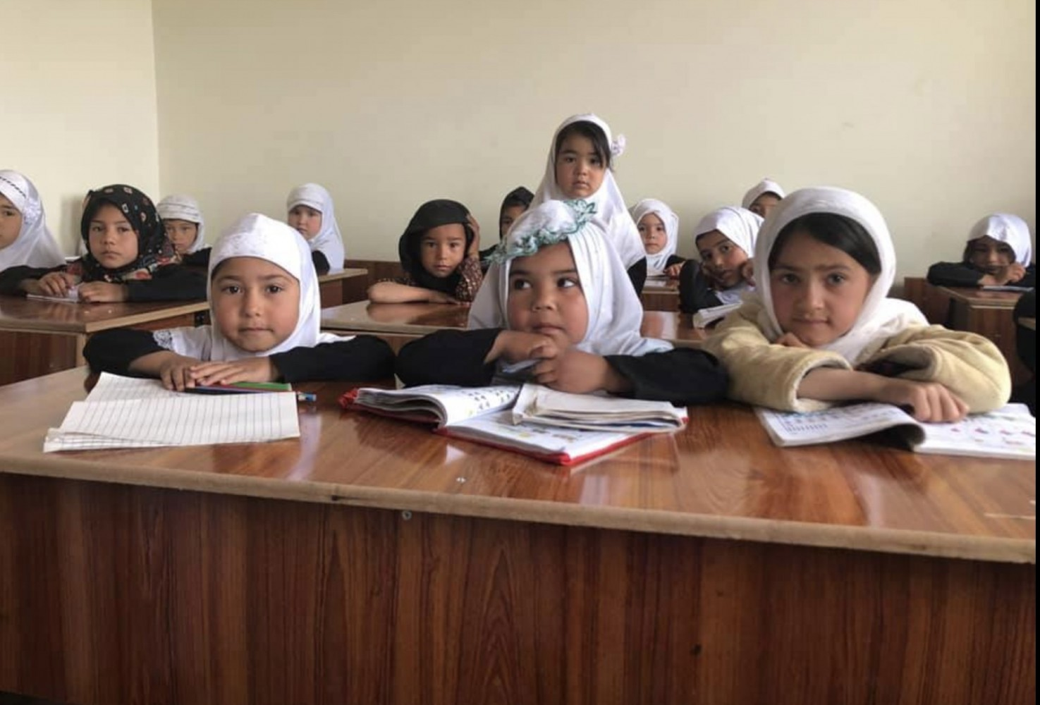 Thousands Of Girls In Afghanistan At Risk